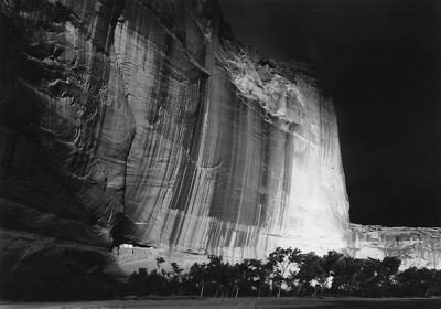 William Clift, White House Ruin, Canyon de Chelly 1975
