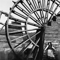 Waterwheels, China, 2007