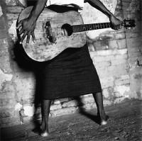 Guitar, Burma, 2004