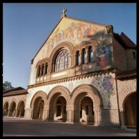 Stanford Memorial Chapel, Stanford University