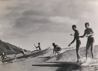 Anonymous Photographer, Hawaiian Surf Riders, circa 1960's