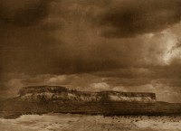 Edward S. Curtis, Corn Mountain, 1925