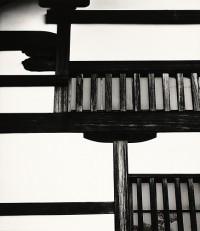 Brett Weston, Untitled, Japan, 1970