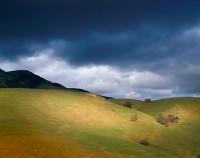 Joseph Holmes, Hills, San Benito County, California, 1986