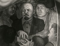 Close Up of Lenin, 1933