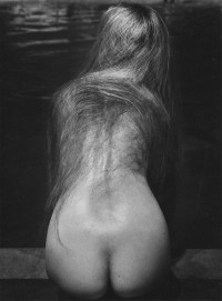 Ruth Bernhard, At The Pool, 1951