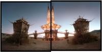 Temple of Stars, Black Rock City, Nevada