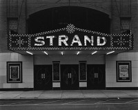 George Tice, Strand Theater, Keyport, New Jersey, 1973