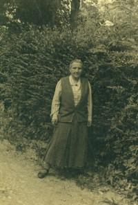 Carl Van Vechten, Getrude Stein At Les Charmettes, 1934