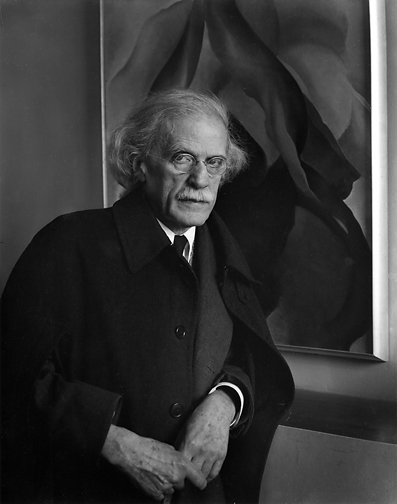Imogen Cunningham, Alfred Steiglitz 1934