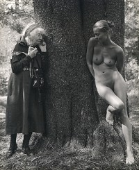 Richard Mazer, Imogen + Twinka, 1974