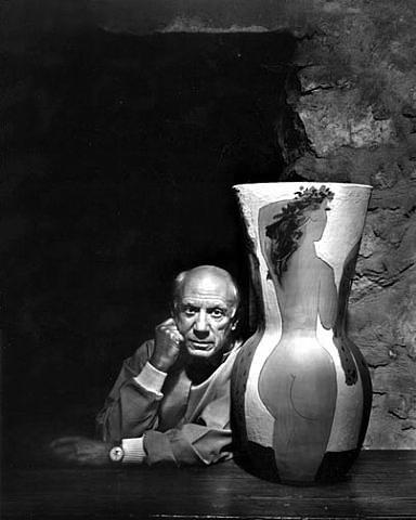 Yousef Karsh, Pablo Picasso, 1954