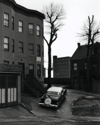 George Tice, Car For Sale, Paterson, NJ, 1969