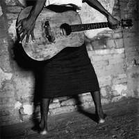 Monica Denevan - Guitar, Burma, 2004
