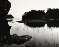 Brett Weston, Inlet, Japan, 1970