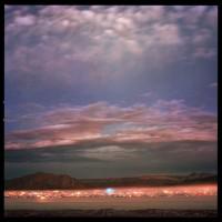 Dust Storm, Black Rock City, Nevada