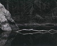 John Sexton, White Branch, Merced River, Yosemite Valley, 1974