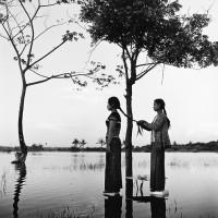 Braiding, Burma, 2006