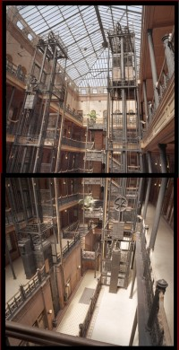 Michael Rauner - Bradbury Building, Los Angeles, 2005