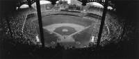 Neil Liefer, Yankee Stadium, Yankee Stadium Shot From Upper Deck Behind Home Plate, 1961