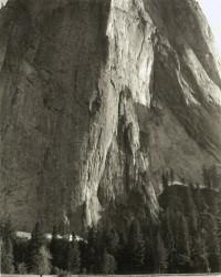 Tom Millia, Yosemite, 1979
