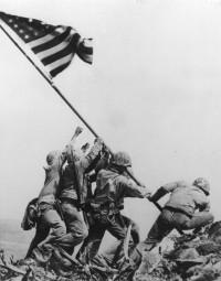Joe Rosenthal - Iwo Jima, Feb. 1945