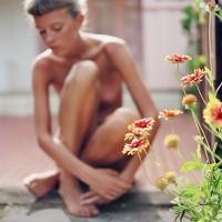 Mona Kuhn, Flower, 2005