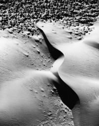 William Garnett - Sand Dune #1, Palm Desert, CA, 1975