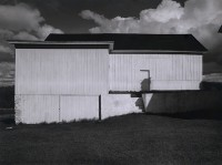 Wright Morris, White Barn, Conneticut, 1940