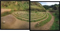 Labyrinth, Sibley Volcanic Regional Preserve, Oakland