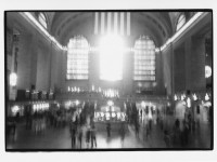 Alberto Damian - Grand Central Station, New York City, June 2006