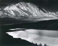 Ansel Adams, Mt. McKinley And Wonder Lake, Denali National Park And Preserve, 1947