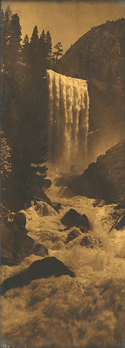 Ansel Adams, Vernal Falls, Yosemite Valley, California, 1920