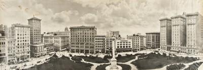 Anonymous photographer, Union Square, 1916