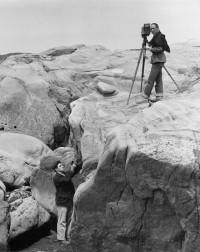 Paul Caponigro, Benjamen Chinn, Point Lobos, Aug 13th 1956