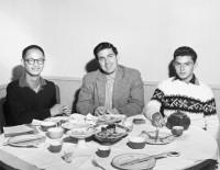 Paul Caponigro, Benjamen Chinn, August 31st, 1956