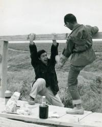Paul Caponigro, Benjamen Chinn, Point Lobos, August 11, 1956