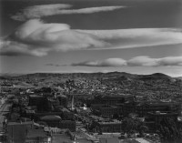 Looking South From Potrero Hill, San Francisco, 1938