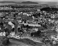 San Francisco From Twin Peaks, 1938