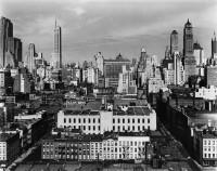 Midtown New York, 1945