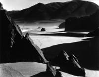 Garapata Beach, 1954