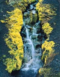 Small Stream in Cinders, Skeljafell, 1972