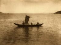 A Kwakiutl Canoe, 1914