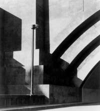 Tunnel Entrance with Light, 1932