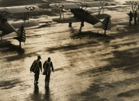 Pilots on the Tarmac, 1935