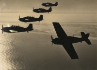 Fleet, Invasion of North Africa, Plane #23, 1943
