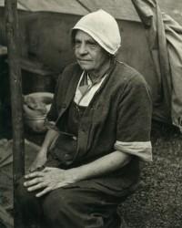 Horace Bristol - Grandma Joad 2, 1938