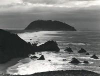 Sunset, Carmel Coast, 1940