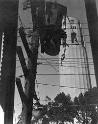Coit Tower, San Francisco, 1949