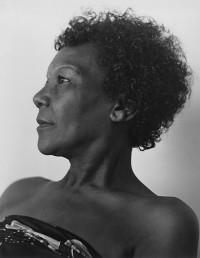 Portrait of Pearl (Pearl Sanders), 1954